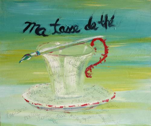 My Cup of Tea by Kaye Fox MC6150