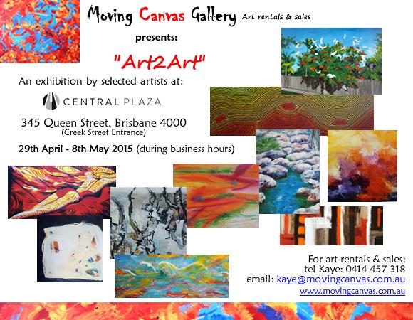 Invite - Art2Art 2015