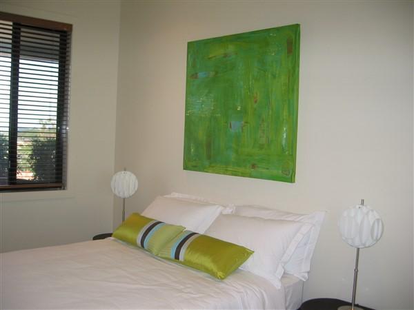 Green Scene by Lehman - 1000x1000mm - MC5529