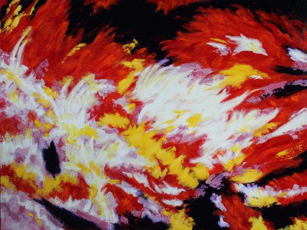 Riverfire by Anne McLeay MC6773