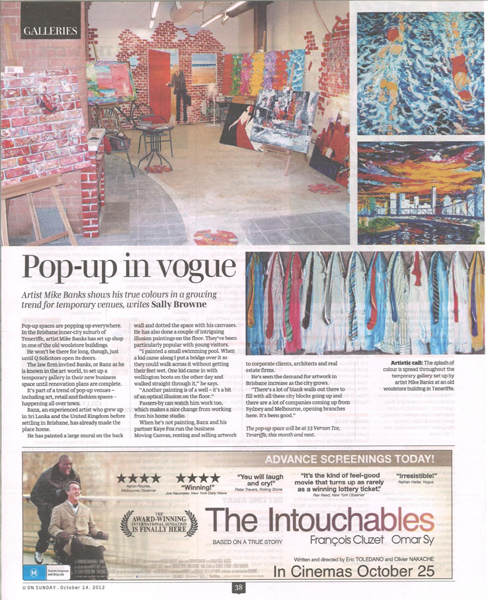 Sunday Mail U on Sunday 14 Oct 2012