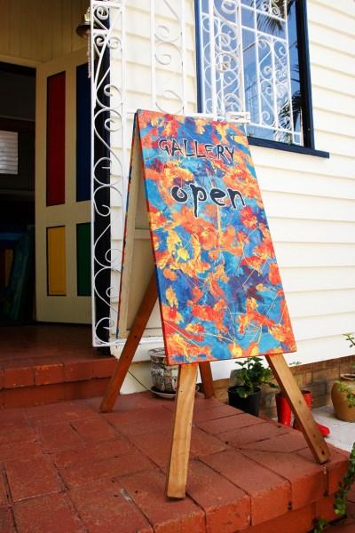 Moving Canvas Art Gallery - Gallery Open - 507 Stafford Road, Stafford, Brisbane, Australia 4053
