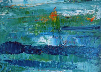 Blue Pool by Banx 300x300mm MC6440