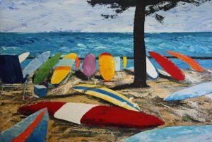 Board Meeting at Moffat Beach by Banx MC6604