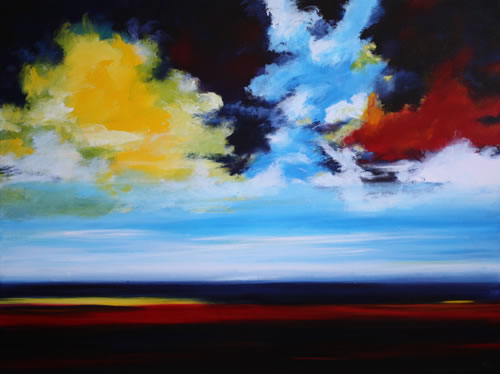Cloud Nine by Banx 1200x900mm MC6521