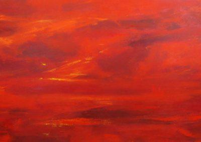Garnet Sky by Banx 2000x900mm MC5893