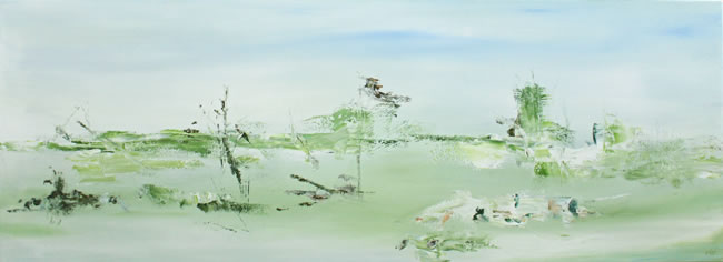 Grasslands by Banx - 1500 x 500mm - MC6660