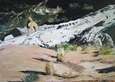 Home Turf - Yellow Dingo - Ruby Gap 2013 by Banx 1200x900mm MC6600