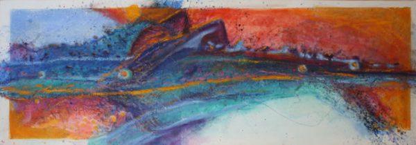 Kaleidoscope Blue by Maryika Welter MC6298