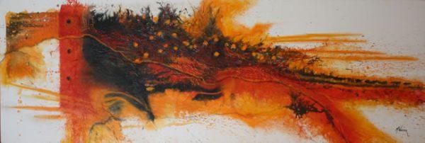 Kaleidoscope Red by Maryika Welter MC6301