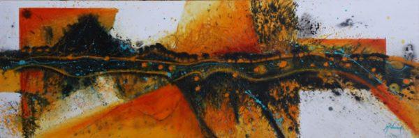 Kaleidoscope Yellow Gold by Maryika Welter MC6300