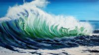 Moffat Wave by Banx 1450x800mm MC6465