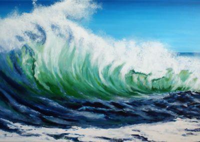 Moffat Wave by Banx 1450x800mm MC6465