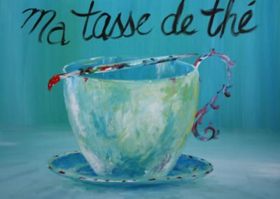 My Cup of Tea Too by Banx 750x600mm MC6380