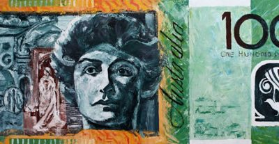 Hundred Bux - Nellie Melba by Banx 1590x650mm MC6196