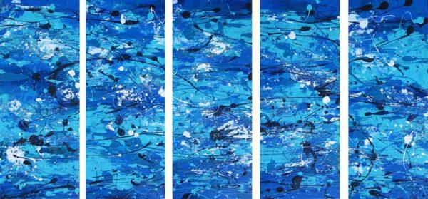 Ocean Break 2 by Samantha Matthews MC5525