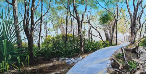 On the Way to Tea Tree Bay by Banx MC6708
