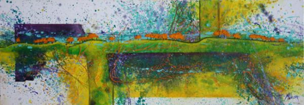 Orange Trees by Maryika Welter MC6309