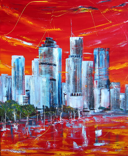 River City Pizzazz by Banx 600x750mm MC5820