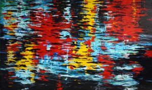 River Reflections by Banx 2000x1200mm MC6434
