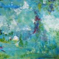 Through the Mist 2 by Banx 600x600mm MC6384