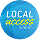 House Call Doctor Local Access logo