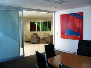 McInnes Wilson Boardroom & Reception