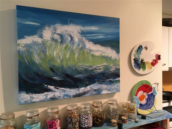 Moffat Wave 2 by Banx 750x600mm